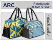 Arc, die Reisetaschen