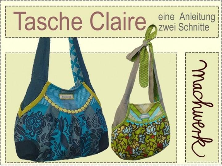 Claire Taschenschnitt | machwerk