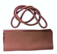 Schlingträger mit passendem Leder für den Taschenboden