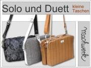 Solo und Duett- kleine Taschen