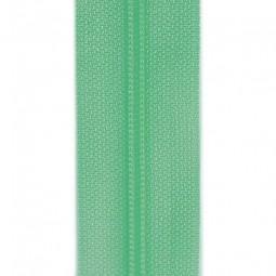 schmale Reißverschlussmeterware mint