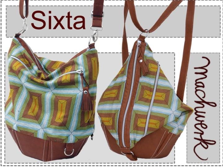 9d3fa17d52e3a Sixta - Tasche