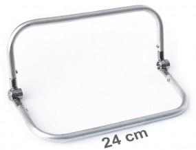 Taschenrahmen Größe S, 24 cm