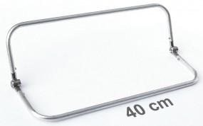 Taschenrahmen Größe L, 40 cm